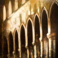 Cattedrale_oil on canvas_cm. 120x90_2006, Bergamo, Italy, private collection