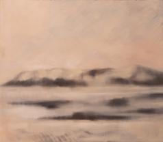 Landschaft__oil on canvas