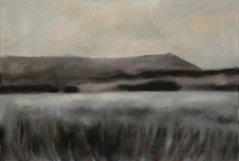 Islandische landscaft I_oil on canvas_cm. 50x60_2008