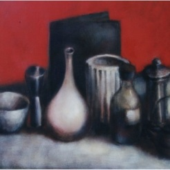 Stilleben_oil on canvas_cm. 35x50_2004
