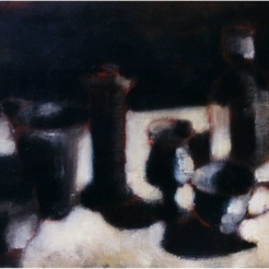 Stilleben_oil on canvas_cm. 35x50_2004_Bergamo, Italy, private collection
