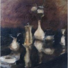 Stilleben_oil on canvas_cm. 50x70_2003
