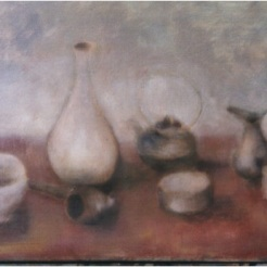 Stilleben_oil on canvas_cm. 35x50_2003