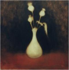 Stilleben_oil on canvas_cm. 50x50_2003.