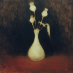 Stilleben_oil on canvas_cm. 50x50_2003.