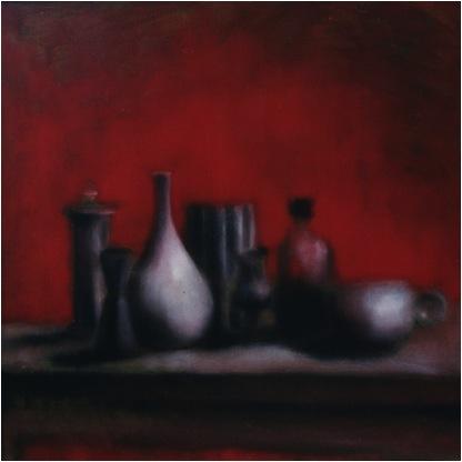 Stilleben_oil on canvas_cm. 50x50_2004