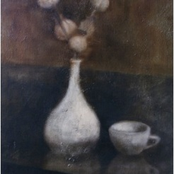 Stilleben_oil on canvas_cm. 50x70_2003