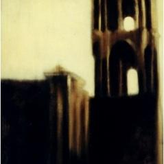 Vacuum_oil on canvas_cm. 110x60_2003