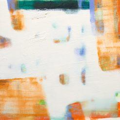 08.20, cm.60x60, oil on canvas 2020