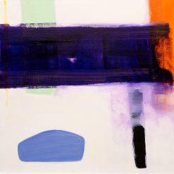 13.20, cm.60x60, oil on canvas 2020