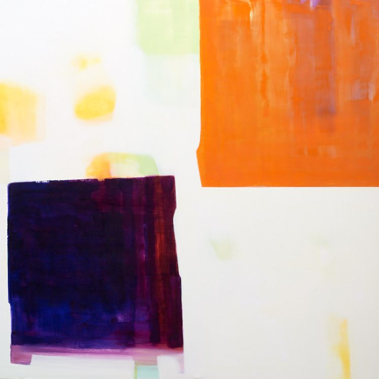 19.20, cm.120x120, oil on canvas 2020